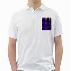 Background Texture Pattern Color Golf Shirts