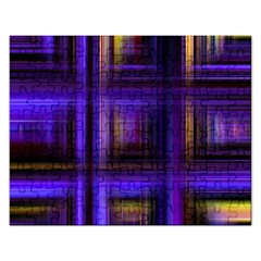 Background Texture Pattern Color Rectangular Jigsaw Puzzl