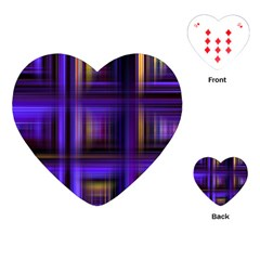 Background Texture Pattern Color Playing Cards (Heart)