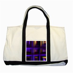 Background Texture Pattern Color Two Tone Tote Bag