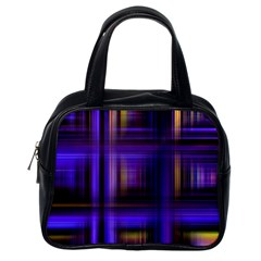 Background Texture Pattern Color Classic Handbags (one Side)