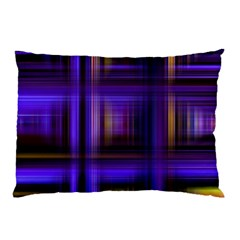 Background Texture Pattern Color Pillow Case (Two Sides)