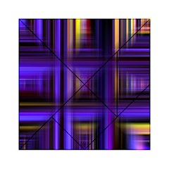 Background Texture Pattern Color Acrylic Tangram Puzzle (6  x 6 )