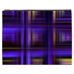 Background Texture Pattern Color Cosmetic Bag (XXXL)