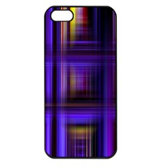 Background Texture Pattern Color Apple iPhone 5 Seamless Case (Black)