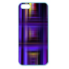 Background Texture Pattern Color Apple Seamless iPhone 5 Case (Color)