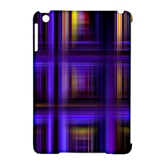 Background Texture Pattern Color Apple iPad Mini Hardshell Case (Compatible with Smart Cover)