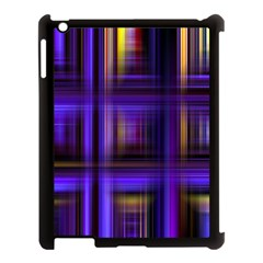 Background Texture Pattern Color Apple iPad 3/4 Case (Black)