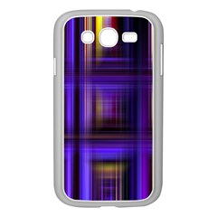 Background Texture Pattern Color Samsung Galaxy Grand DUOS I9082 Case (White)