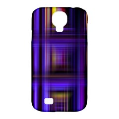 Background Texture Pattern Color Samsung Galaxy S4 Classic Hardshell Case (pc+silicone)