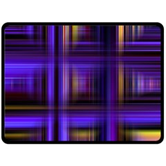 Background Texture Pattern Color Double Sided Fleece Blanket (Large)