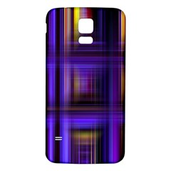 Background Texture Pattern Color Samsung Galaxy S5 Back Case (White)