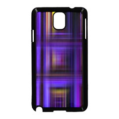Background Texture Pattern Color Samsung Galaxy Note 3 Neo Hardshell Case (Black)