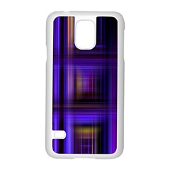 Background Texture Pattern Color Samsung Galaxy S5 Case (White)