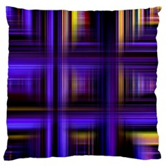 Background Texture Pattern Color Large Flano Cushion Case (One Side)