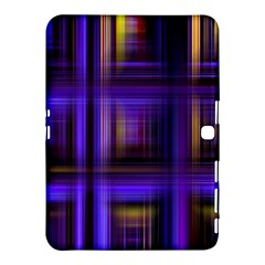 Background Texture Pattern Color Samsung Galaxy Tab 4 (10.1 ) Hardshell Case