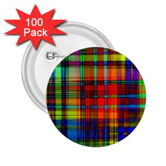 Abstract Color Background Form 2 25  Buttons (100 Pack)