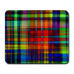 Abstract Color Background Form Large Mousepads