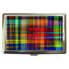Abstract Color Background Form Cigarette Money Cases