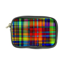 Abstract Color Background Form Coin Purse