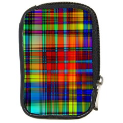Abstract Color Background Form Compact Camera Cases