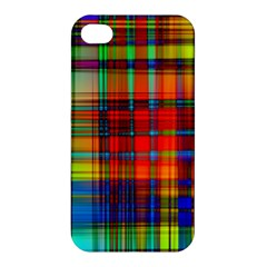 Abstract Color Background Form Apple iPhone 4/4S Hardshell Case