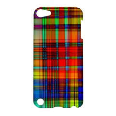 Abstract Color Background Form Apple Ipod Touch 5 Hardshell Case