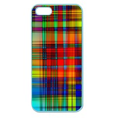 Abstract Color Background Form Apple Seamless iPhone 5 Case (Color)