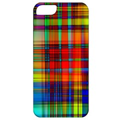 Abstract Color Background Form Apple iPhone 5 Classic Hardshell Case