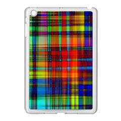 Abstract Color Background Form Apple iPad Mini Case (White)