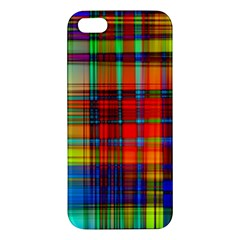 Abstract Color Background Form Apple iPhone 5 Premium Hardshell Case