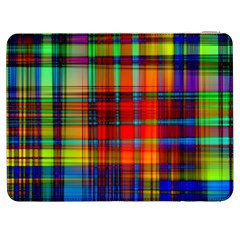 Abstract Color Background Form Samsung Galaxy Tab 7  P1000 Flip Case