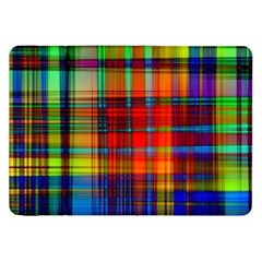 Abstract Color Background Form Samsung Galaxy Tab 8.9  P7300 Flip Case