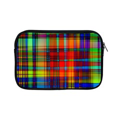 Abstract Color Background Form Apple Ipad Mini Zipper Cases