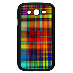 Abstract Color Background Form Samsung Galaxy Grand DUOS I9082 Case (Black)