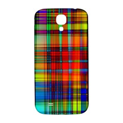 Abstract Color Background Form Samsung Galaxy S4 I9500/I9505  Hardshell Back Case