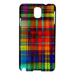 Abstract Color Background Form Samsung Galaxy Note 3 N9005 Hardshell Case