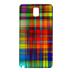 Abstract Color Background Form Samsung Galaxy Note 3 N9005 Hardshell Back Case