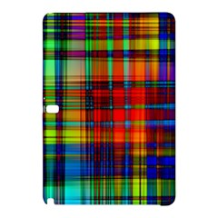 Abstract Color Background Form Samsung Galaxy Tab Pro 10.1 Hardshell Case