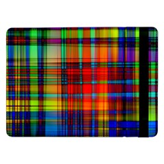 Abstract Color Background Form Samsung Galaxy Tab Pro 12.2  Flip Case