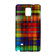 Abstract Color Background Form Samsung Galaxy Note 4 Hardshell Case