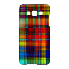 Abstract Color Background Form Samsung Galaxy A5 Hardshell Case