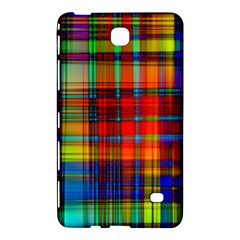 Abstract Color Background Form Samsung Galaxy Tab 4 (8 ) Hardshell Case