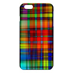 Abstract Color Background Form iPhone 6 Plus/6S Plus TPU Case