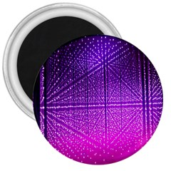 Pattern Light Color Structure 3  Magnets