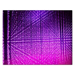Pattern Light Color Structure Rectangular Jigsaw Puzzl