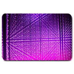 Pattern Light Color Structure Large Doormat