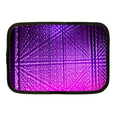 Pattern Light Color Structure Netbook Case (Medium)
