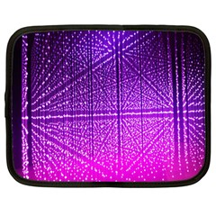 Pattern Light Color Structure Netbook Case (large)