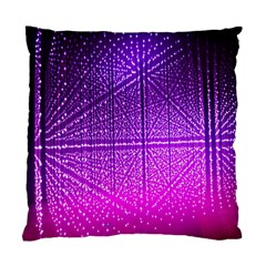 Pattern Light Color Structure Standard Cushion Case (Two Sides)